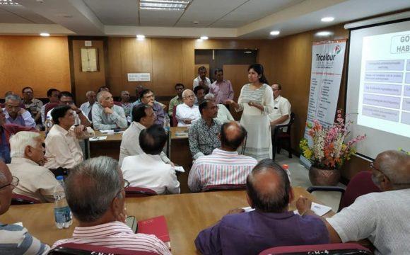 Health Awareness Session at LIC Bhawan