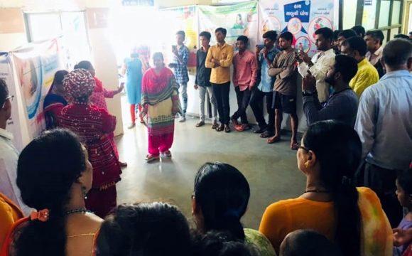 Health Camp at Padra CHC